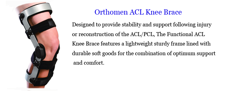 Orthomen ACL Knee Brace