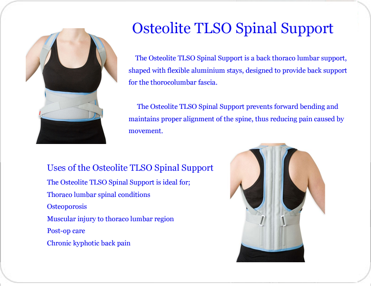 Osteolite TLSO Spinal Support