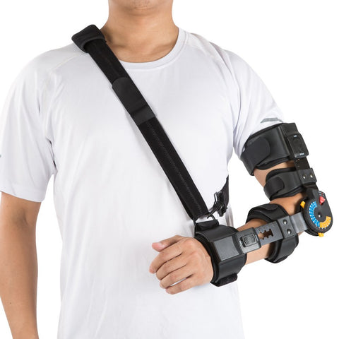 Hinged ROM Elbow Brace