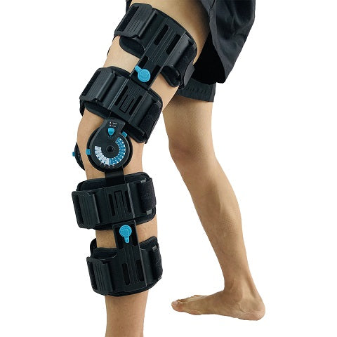 Hinged Post Op Knee Brace