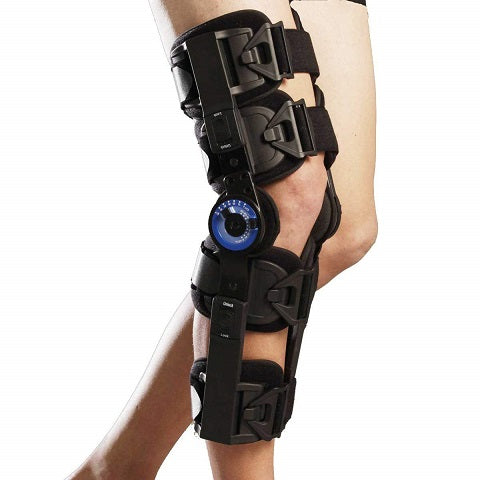 post op knee brace