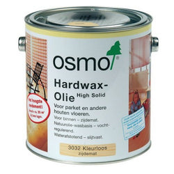 Osmo Hardwaxolie Naturel  (mat) 2.5 L