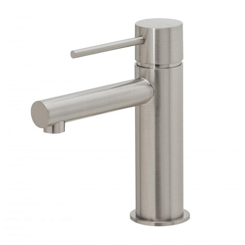 VIVID Slim Line Basin Mixer Brushed Nickel VS770 BN