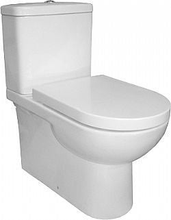 Wall Face Cotto LIFE Toilet Suite S & P trap, Soft Close