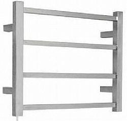 4 Bar Square Towel Warmer 500 H x 450 W mm