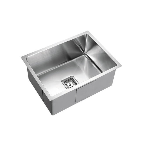 Single Bowl Rectangluar 600 x 250 Deep mm SS 1.2mm Sink