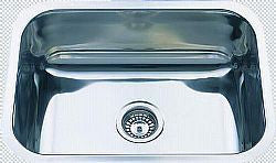 31L Undermount Laundry Tub 410x353x170