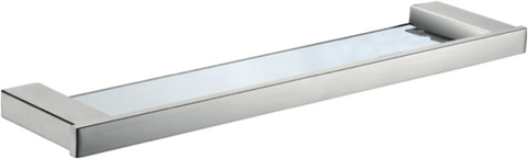 Quadra Linear Glass Shelf