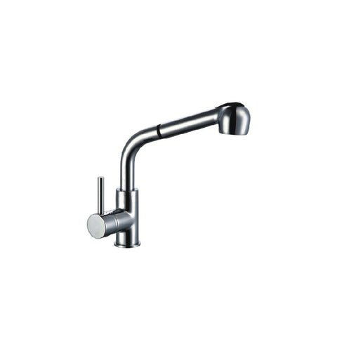 ANGLED Sink/ Laundry Pull Out Sprayer Swivel Mixer