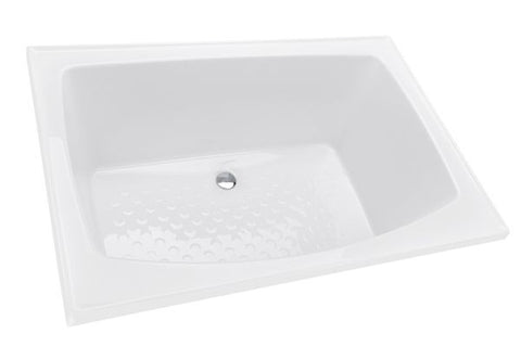 AZZURRO 1200 SHOWER BATH - White **NEW DESIGN**