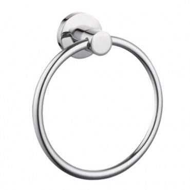 AUSTIN Towel Ring Chrome