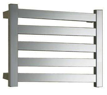 5 Bar Quadra Towel Warmer 700 H x 600 W mm