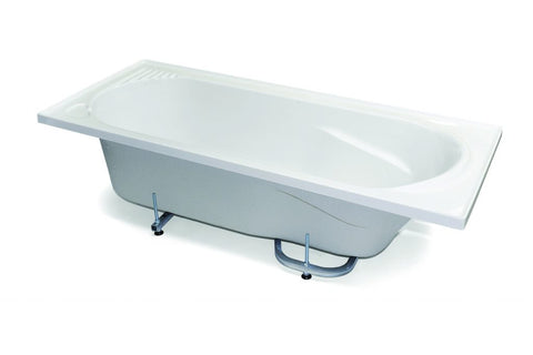 EZY FRAME Small for End Waste Spa Baths