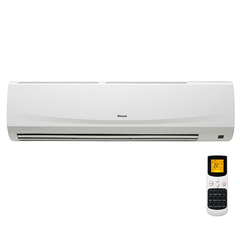 Rinnai 7kW Reverse Cycle Invertor Split System Air-Conditioner