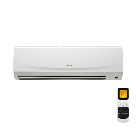 Rinnai 5.2kW Reverse Cycle Spit System Air-Conditioner