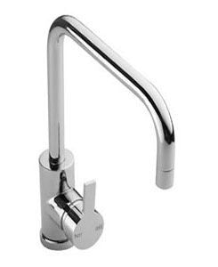 LEXI Sink Mixer 160mm Square Line