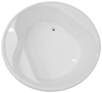 ORION 1570 Freestanding BATH - White