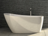Piccolo 1700 Freestanding Bath White