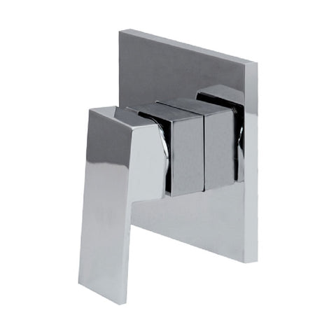 Quadra Linear Square Wall/ Shower Mixer