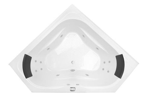 RENEE 1495 Spa - Contour 14 Jets White