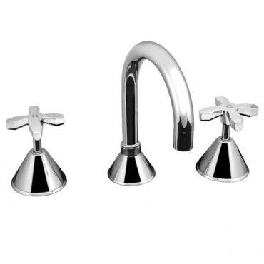 LAREDO VISION Swivel Basin Set Chrome