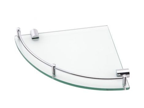 UNIVERSAL Glass Shelf-Round Bracket
