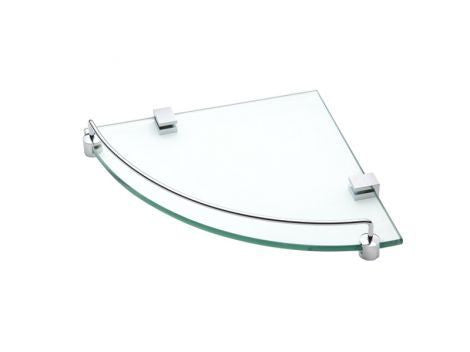UNIVERSAL Glass Shelf-Square Bracket