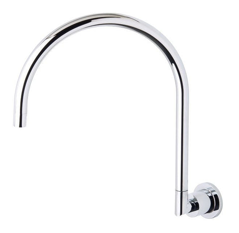 VIVID Pin Lever Wall Sink Outlet Gooseneck