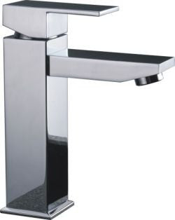 Quadra Square Basin Mixer