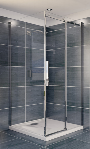 Avalon Shower Screen 1200 x 900 x 2000H mm