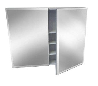 900 mm BEVELLED EDGE Mirror Shaving Cabinet, Soft Close