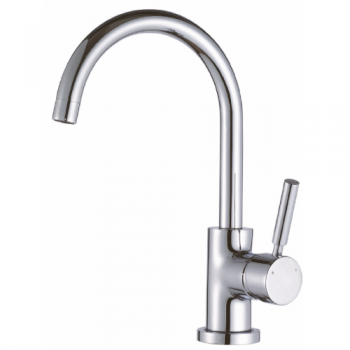 Dolce Kitchen Swivel Sink Mixer Gooseneck