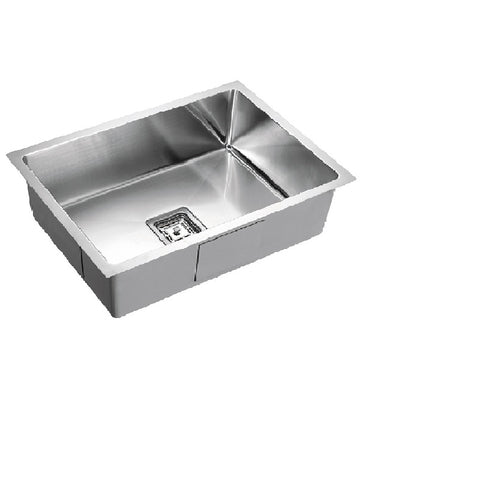 Single Bowl 810 Under/Over/Flush Mount Stainless Steel Sink