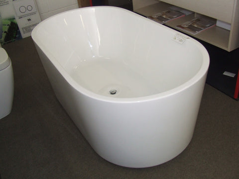 Seoul Oval Freestanding Bath 1490