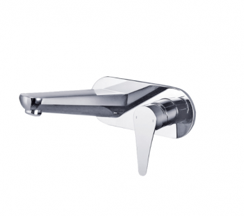 Vita Basin or Bath Mixer Set (200mm Spout)