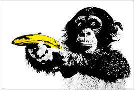 NAT90004 Monkey and Banana 24X36