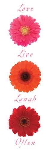 """Live, Laugh, Love, Often"" (12x36) - FAR50031"