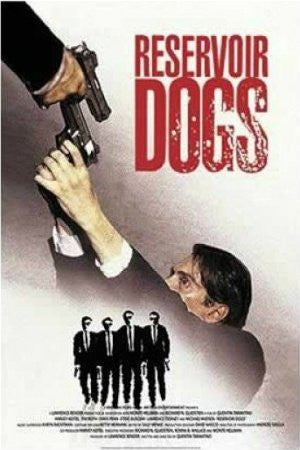 "FLM31045"" Reservoir Dogs - Movie Score"" (39 X 54)"