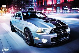 Ford Shelby GT500 Street (24x36) - SPT00776