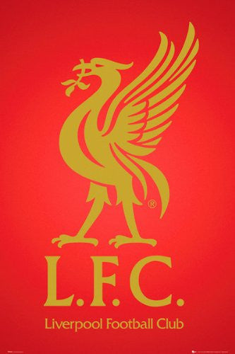 SPT44529 Liverpool Club Crest 24x36