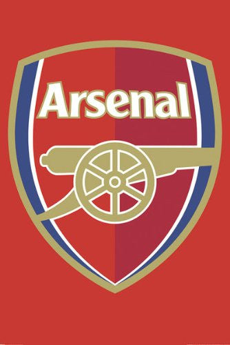 SPT33319 Arsenal - Club Crest (24 X 36)