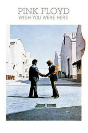 Pink Floyd - Wish You Were Here (24x36) - MUS00303