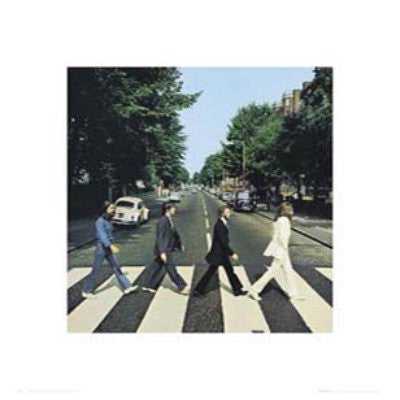 The Beatles - Abbey Road (16x16) - MUS33916