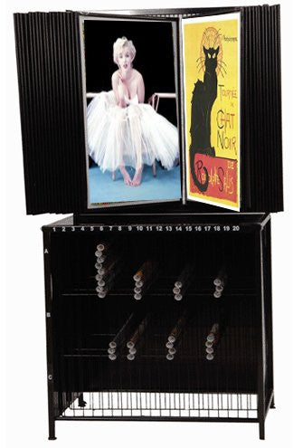 Metal Display Rack   - ACCRKD60