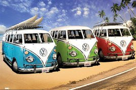 VW Campers (24x36) - ARC32687