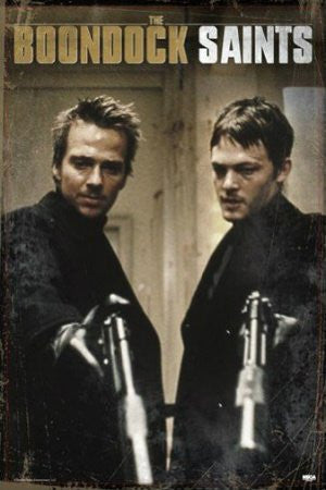 "FLM90027"" Boondock Saints - Guns Drawn"" (24 X 36)"