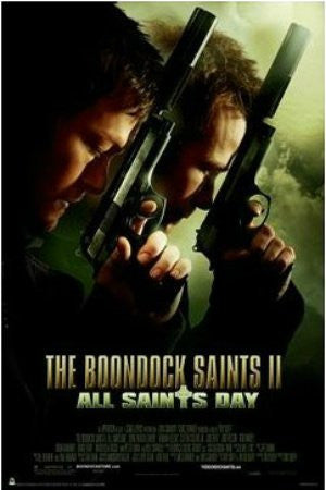 "FLM01139"" The Boondock Saints II - All Saints Day"" (24 X 36)"