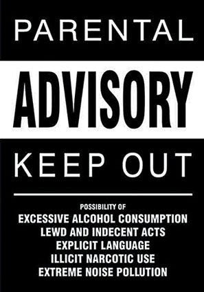 "Parental Advisory - Possibilities"" (24x36) - HMR31013"