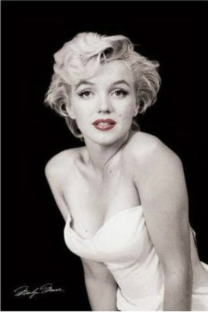 Marilyn Monroe - Red Lips (24x36) - FLM90029