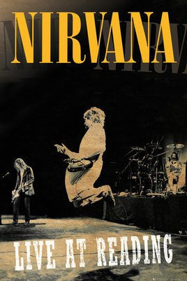 Nirvana Live at Reading (24x36) - MUS89900